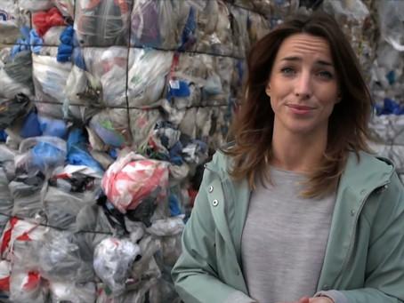 Al Jazeera report on Europe's plastic waste crisis