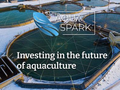 Investment in Aqua-Spark