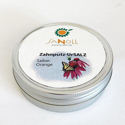 Zahnputz-Ursalz Salbei-Orange 50ml