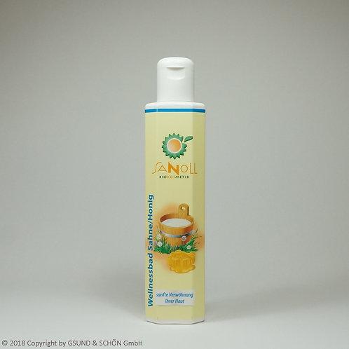 Wellnessbad Sahne-Honig 200 ml