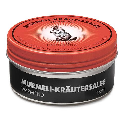 Murmeli Kräutersalbe wärmend 100 ml