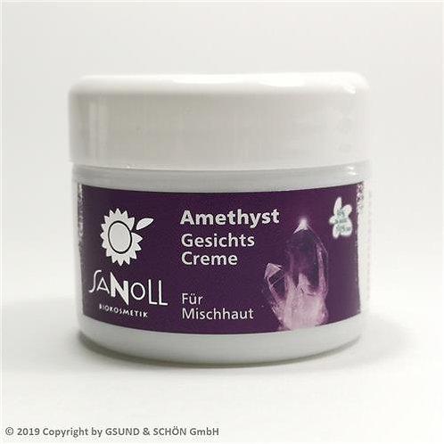 Amethyst Gesichtscreme, für Mischhaut 50 ml
