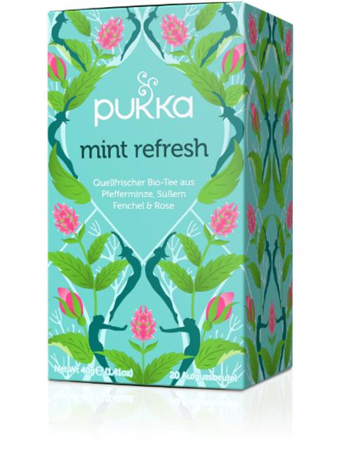 Pukka Mint Refresh Tee