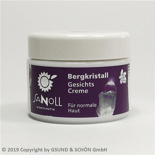Bergkristall Geichtscreme, für Normale Haut 50 ml