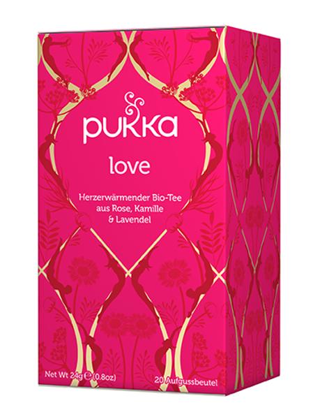 Pukka Love Tee