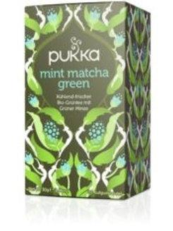 Pukka Mint Matcha Tee