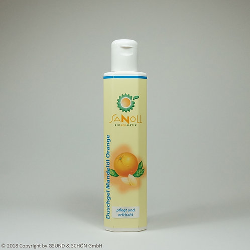 Duschgel Mandelöl-Orange 200 ml