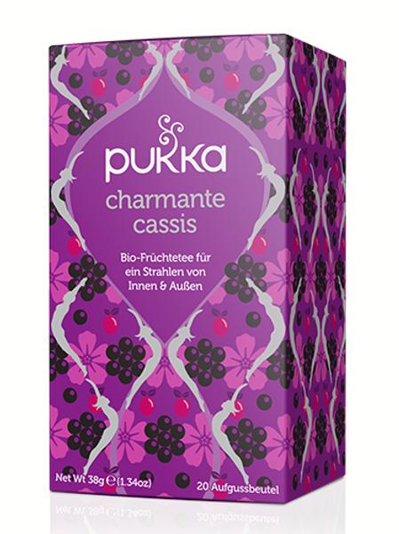 Pukka Charmante Cassis Tee