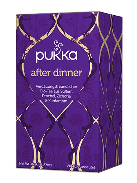 Pukka After Dinner Tee