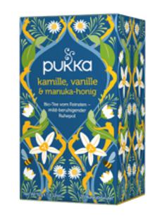 Pukka Kamille Manuka Honig