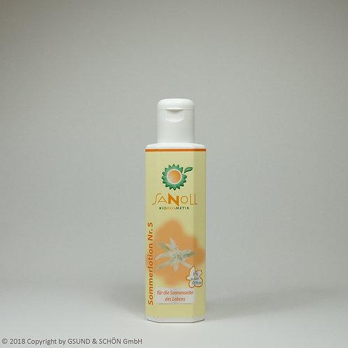 Sommerlotion Nr. 5 150 ml