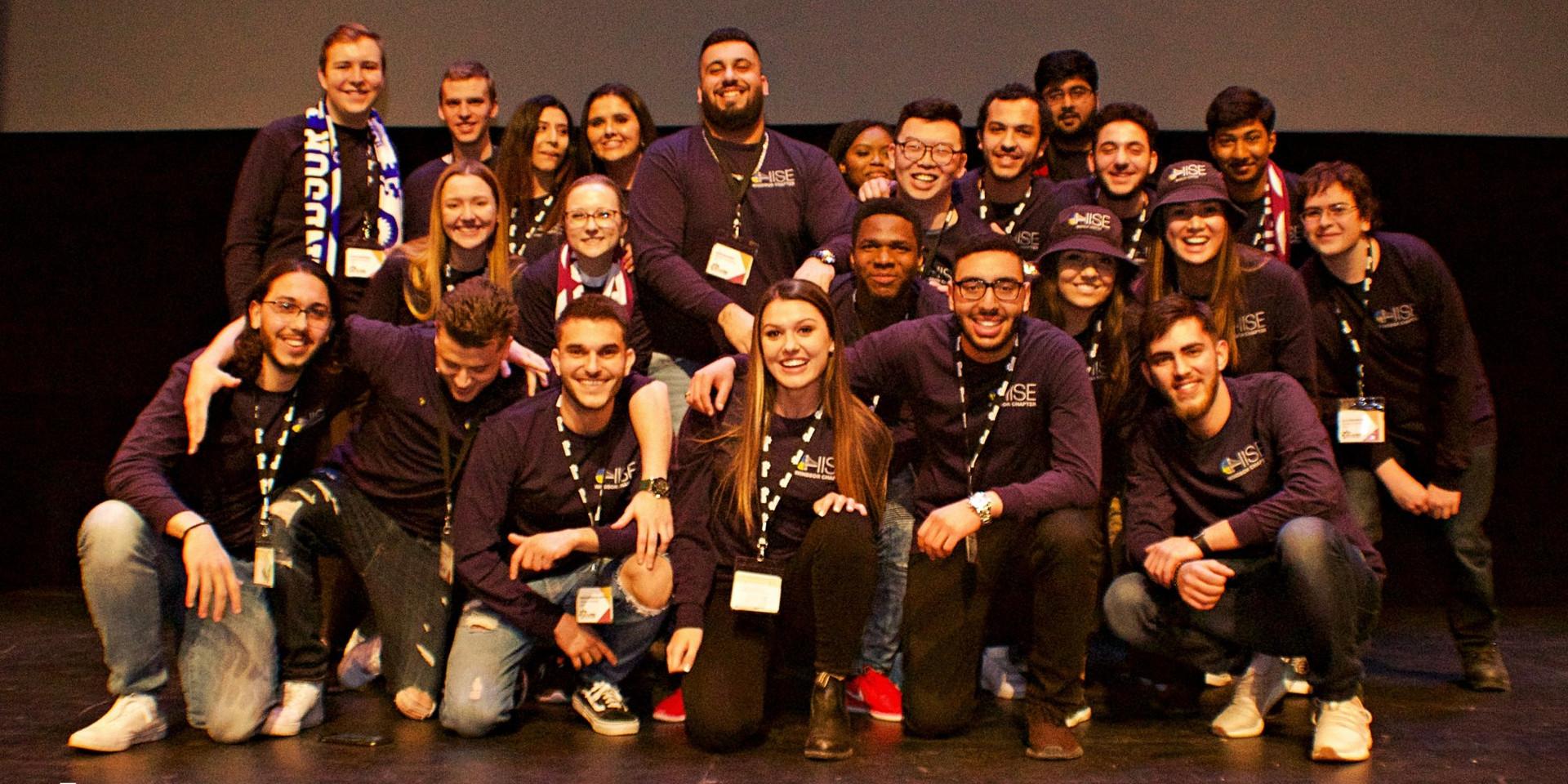 Windsor University delegation