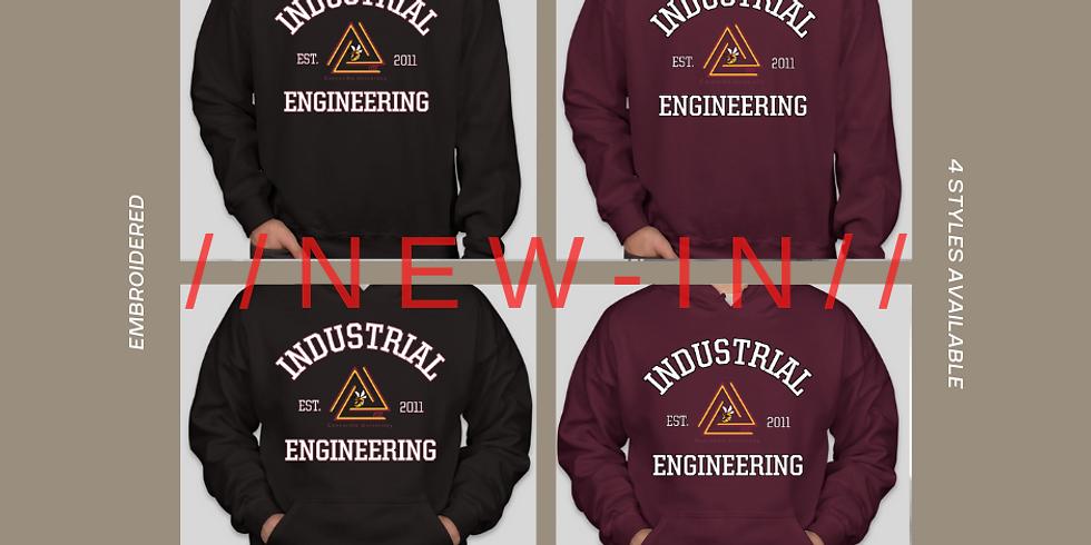Industrial Engineering Merch Sale