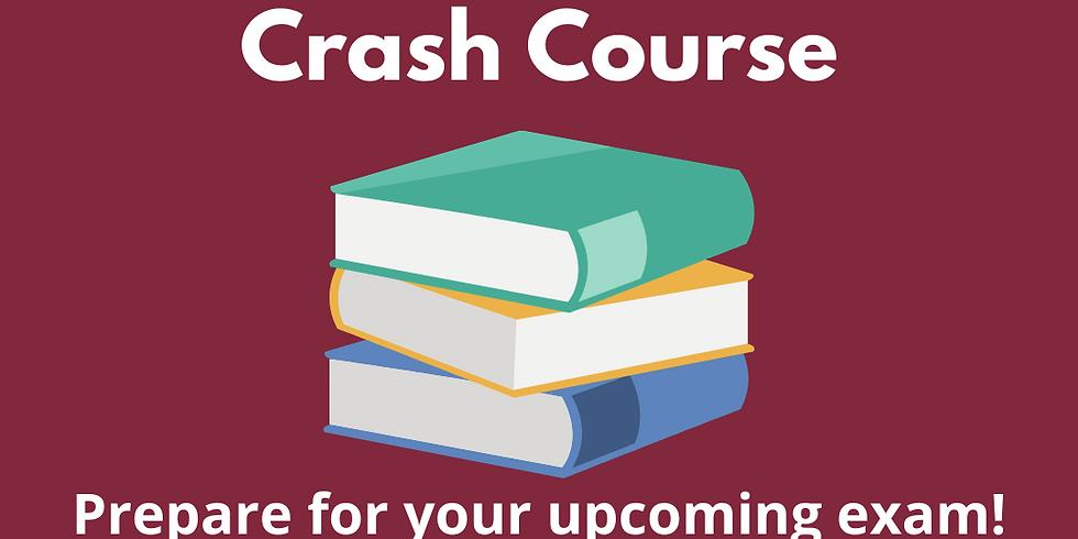 INDU 211 Crash Course