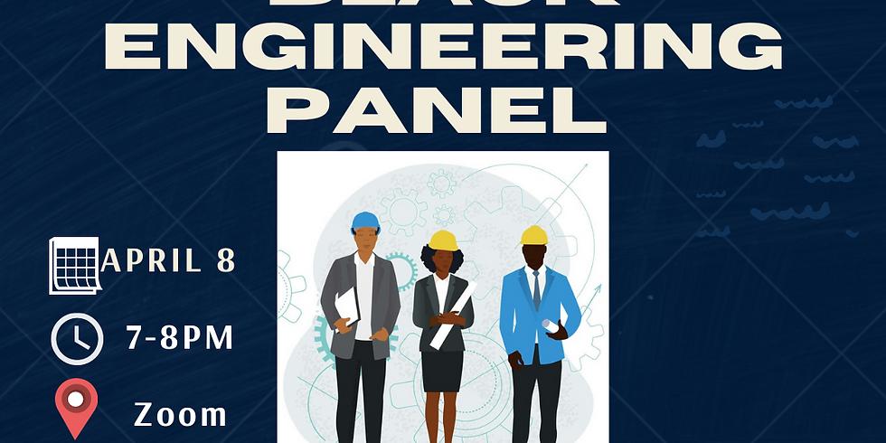 Black Engineer Panel