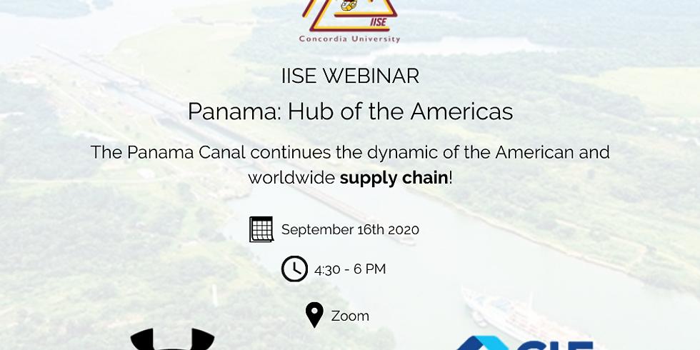 Panama: Hub of the Americas Webinar