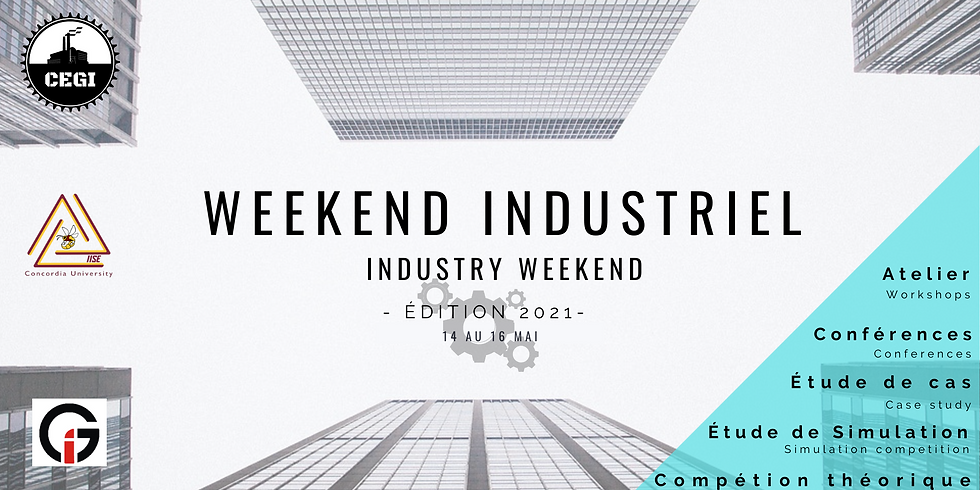 Industry Weekend
