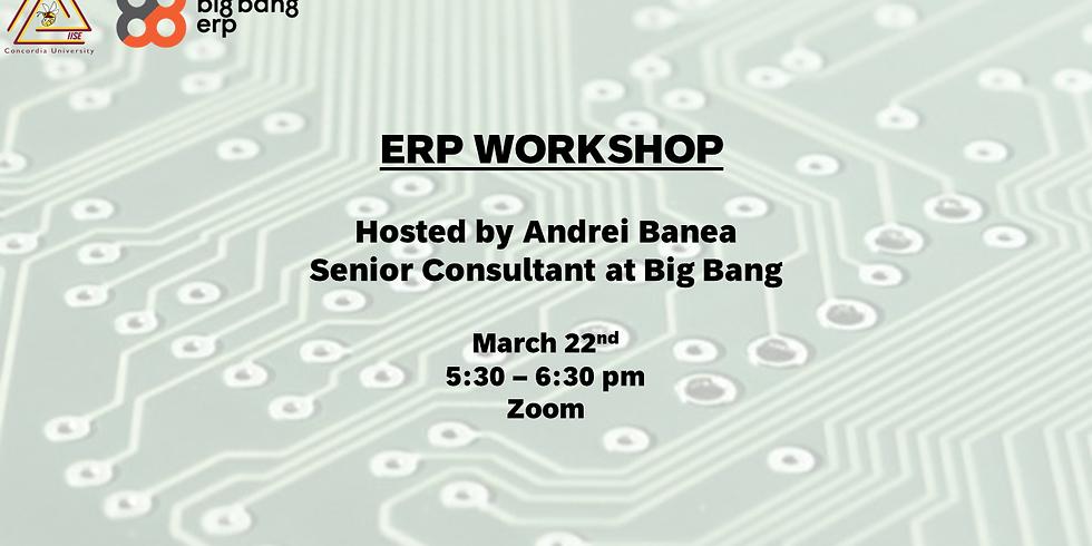 ERP Workshop