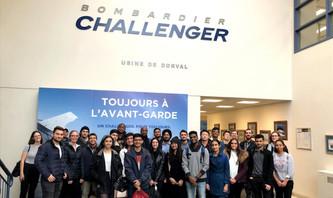 Bombardier Plant Tour