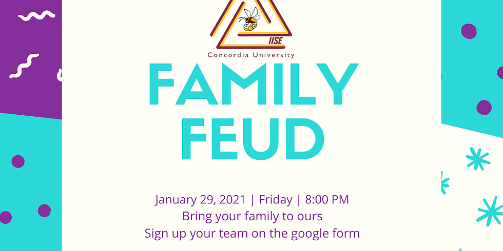 Family Feud with IISE