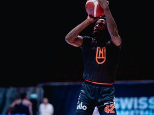 SB League : Vernon Taylor Jr rejoint Massagno