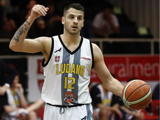 SB League: Nikola Stevanovic rempile à Lugano