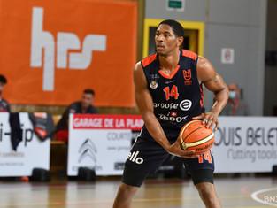 SB League : Markel Humphrey signe à Lugano