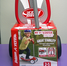 0-5 Grand Prize Scooter
