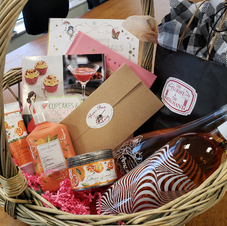 Adult Grand Prize Treat Yourself Basket