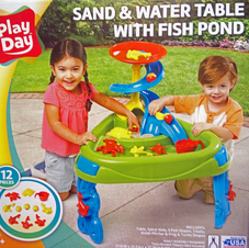 0-5 Grand Prize  Sand and Water Table