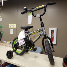 0-5 Grand Prize Green Bike