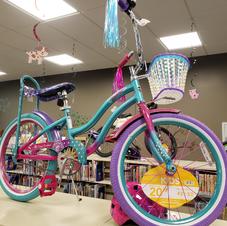 6-12 Grand Prize Pink Bike