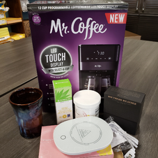 Adult Grand Prize Rise and Shine Basket