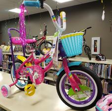 0-5 Grand Prize Pink Bike