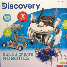 6-12 Grand Prize Robotics Kit