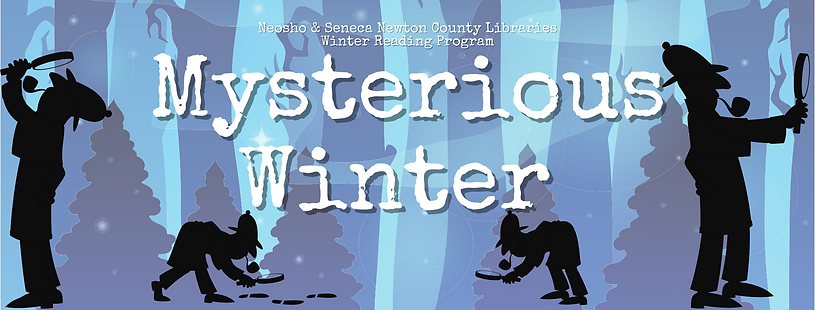 Copy of Copy of mysterious winter cover
