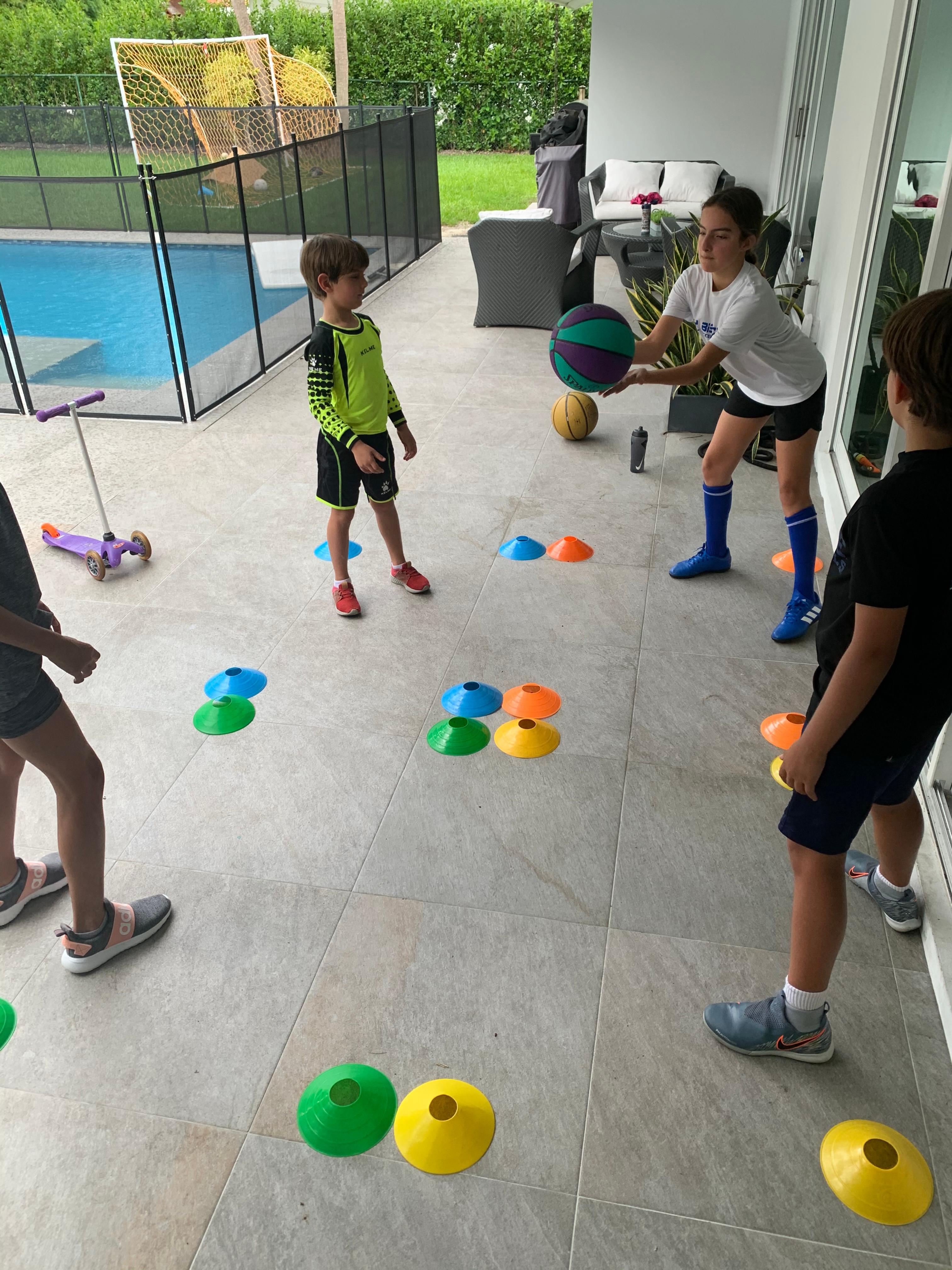 Group sport classes