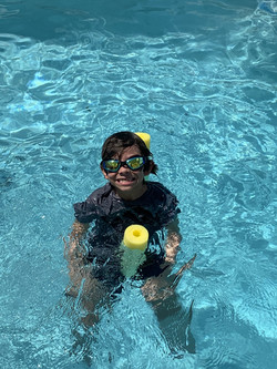 FUN swimming classes for everyone!