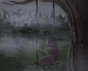 Spooky Treehouse Fog (2019)