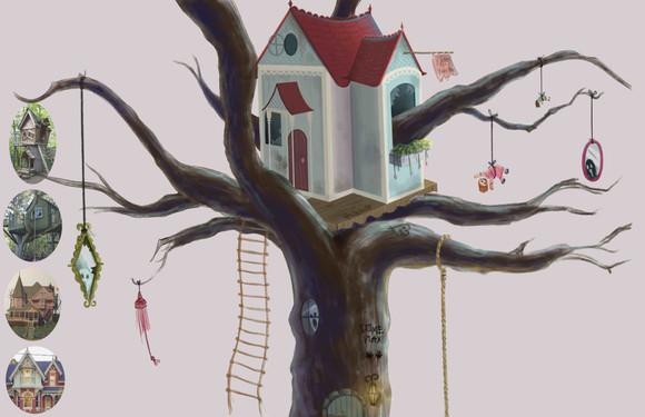 Spooky Treehouse (2019)