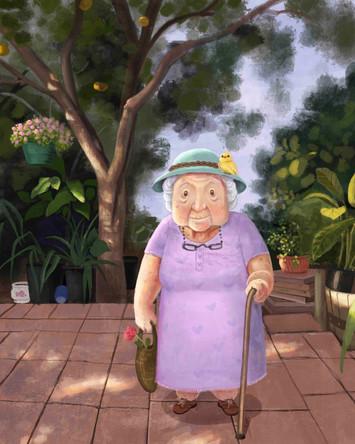 Grandma's Garden (2021)