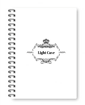 light cave note book