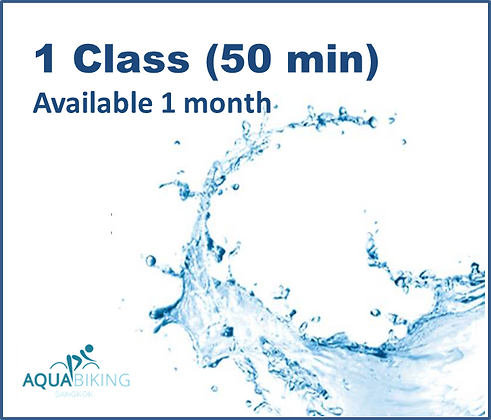 1 Class - Available 1 month
