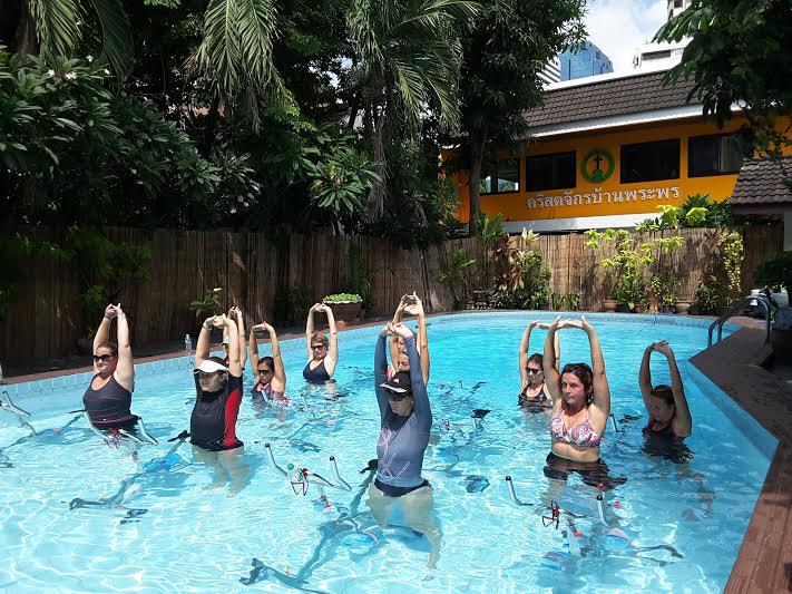 Aquabiking bangkok