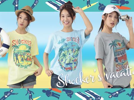 SHOCKER Surf T-shirt
