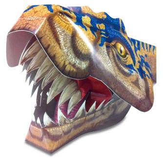 恐竜博2012 チョコクランチパッケージ