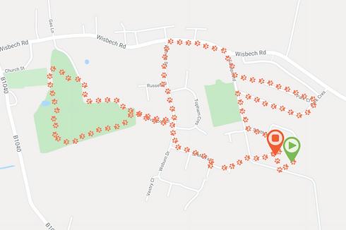 Peterborough-dog-walk-route.png