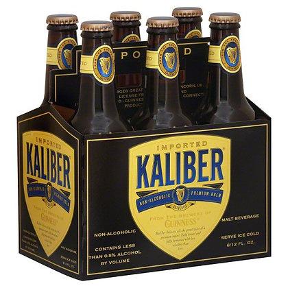KALIBER NON-ALCOHOLIC BEER (6pk)