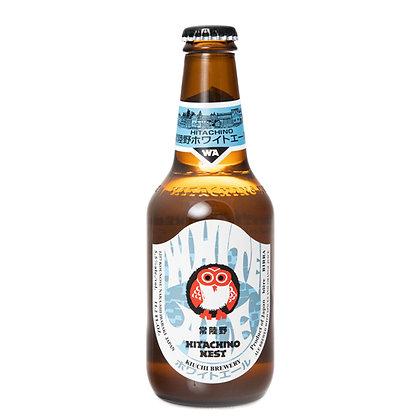 Kiuchi Hitachino Nest White Ale 24.3 oz)