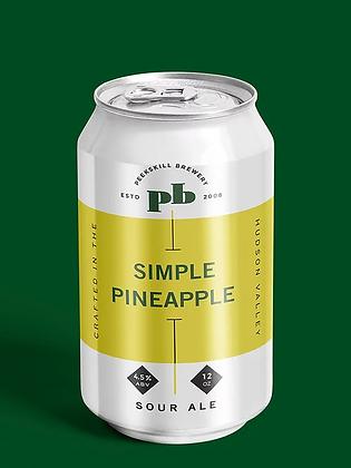 Peekskill Brewery Simple Pineapple (12oz)